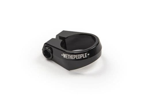 Wethepeople Supreme Seat Clamp Alloy 28.6mm Black